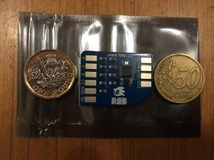 Sega Megadrive/Genesis RGB Bypass amp