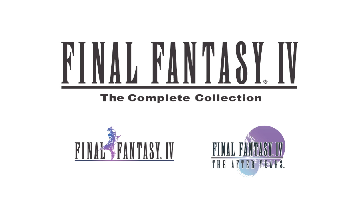 Final Fantasy IV: The Complete Collection release date