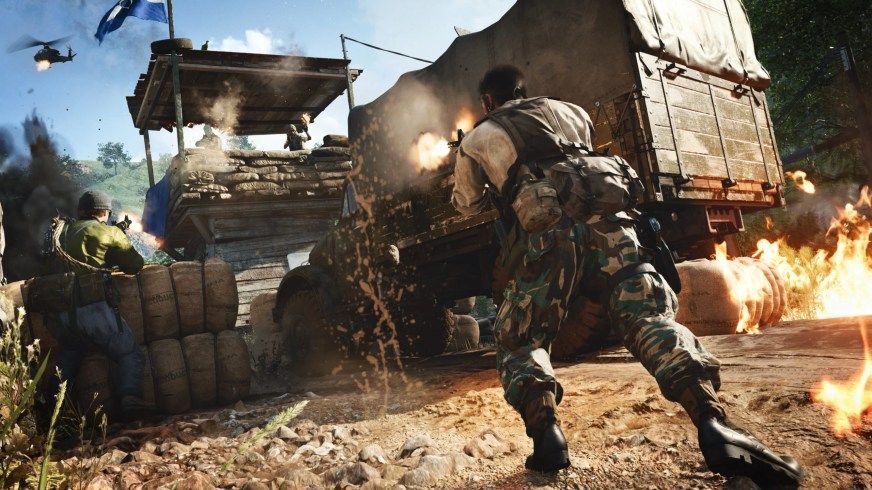 The Black Ops Cold War beta has added a new mode and more ...