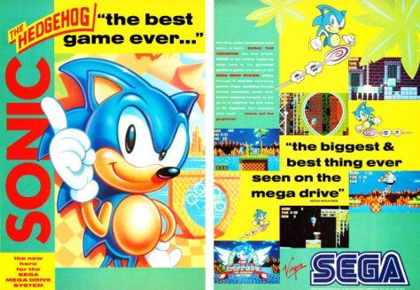 Sonic the Hedgehog celebra hoy su 30 aniversario