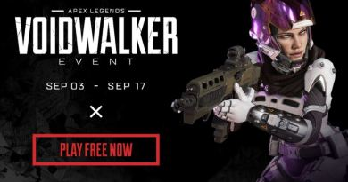 APEX Legends Voidwalker Event