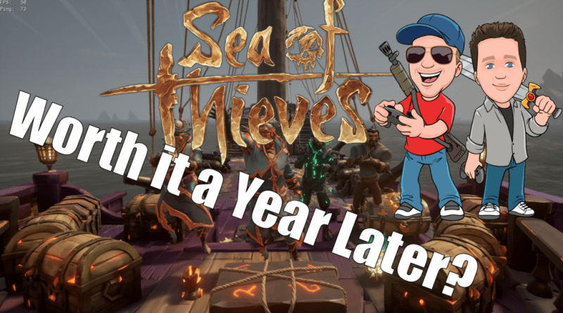 Is Sea of Thieves worth it