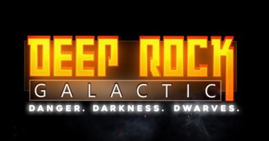 Deep Rock Galactic Gameplay