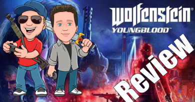 Wolfenstien Youngblood Review
