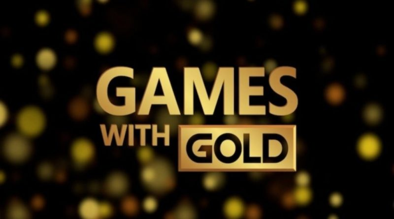 Games with Gold june 2020