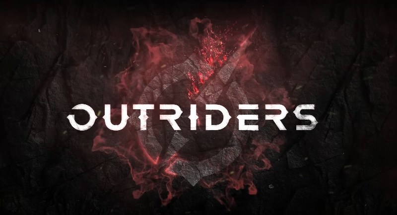 outriders trailer