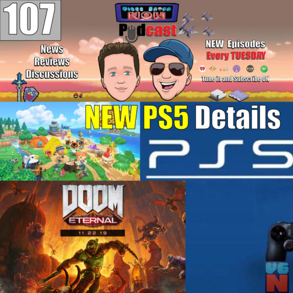 PS5 details Plus DOOM Eternal Review
