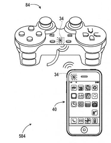 Apple: Bilder eines Game-Controllers in Patent gesichtet