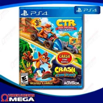 Crash PS4 Bundle