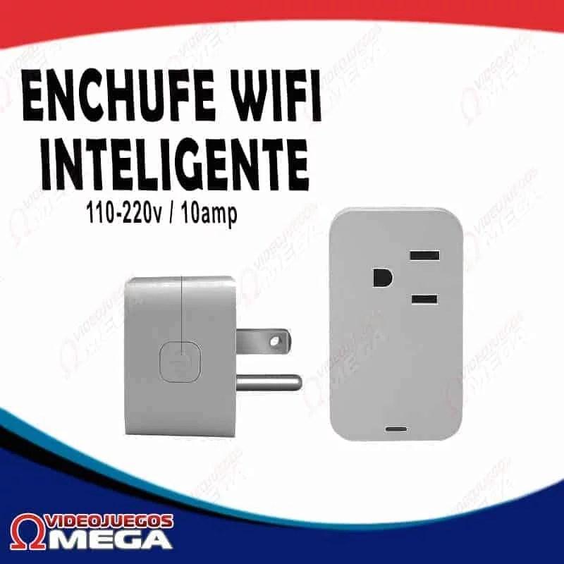 Enchufe Inteligente Wifi