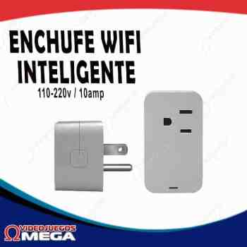 Enchufe Inteligente Wifi