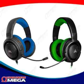 Headsets Corsair HS35