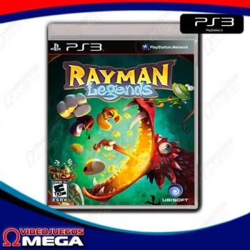 Rayman Legends - PS3