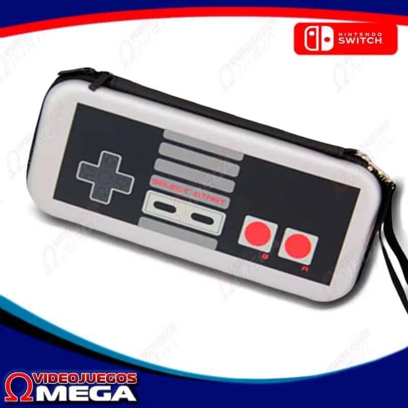 Estuche Nintendo Switch