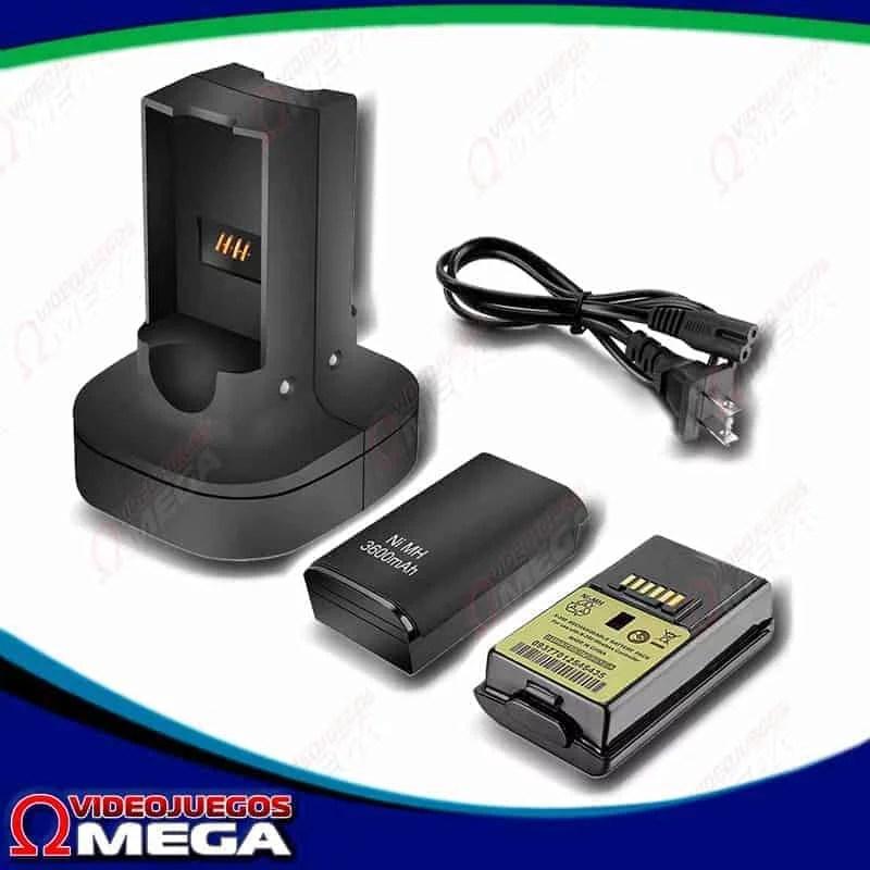 Baterias Recargables Xbox 360