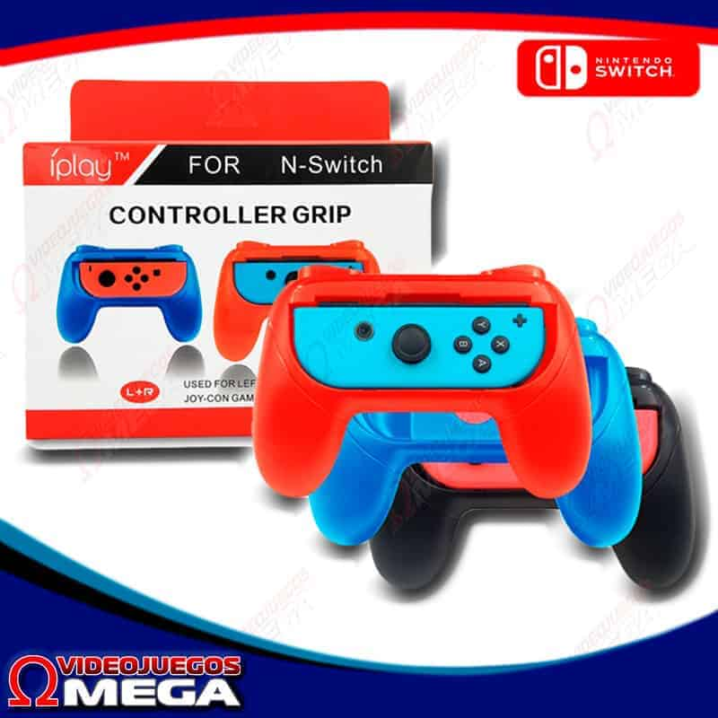 Grip Nintendo Switch