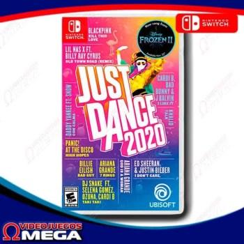 Just Dance 2020