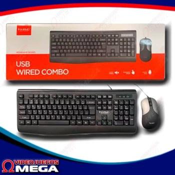 Kit Teclado y Mouse DCM001