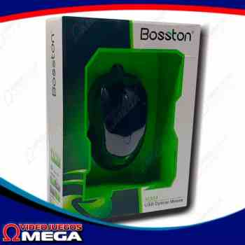 Mouse USB Bosston