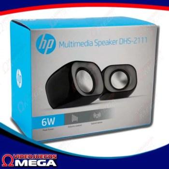 Parlante Multimedia Speaker HP