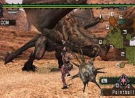 Monster Hunter Portable