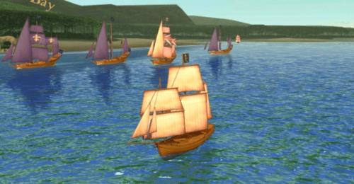Pirates of the Burning Sea gratuito