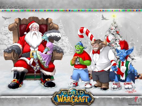Cinco juegos online para estas navidades