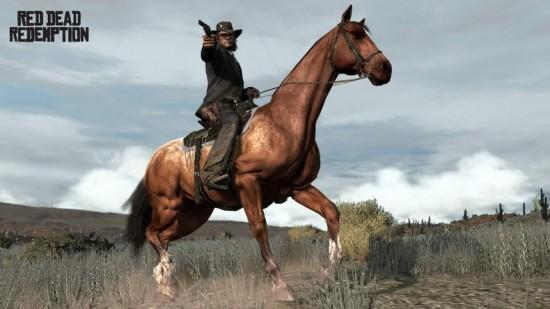Vídeo de Red Dead Redemption