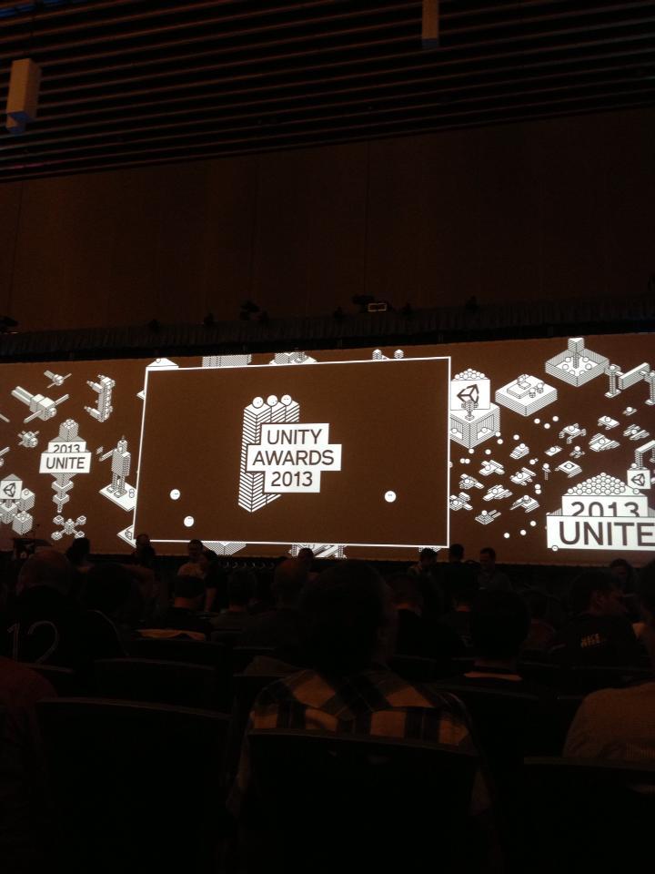 La empresa de videojuegos vasca Pulsar Concept acudió a la Unite 2013.