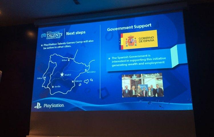 Próximos Games Camp PlayStation en España y Portugal