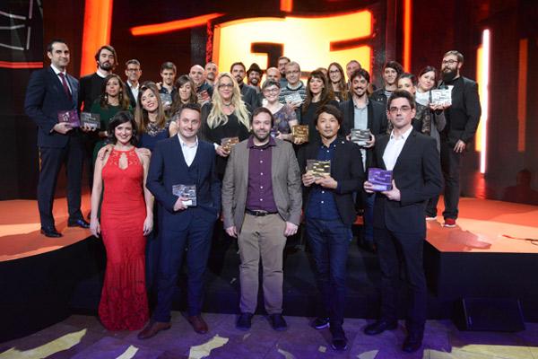 El equipo de MainLoop Games obtuvo el Premio Titanium al Mejor videojuego vasco de 2018 por Submersed