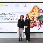 María Peña y Valeria Castro presentaron los datos del Libro Blanco del Desarrollo del Videojuego Español 2020
