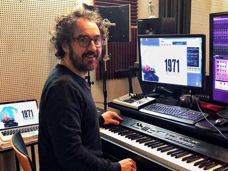 Xabi San Martín, de La Oreja de Van Gogh, compone la banda sonora del videojuego 1971 Project Helios