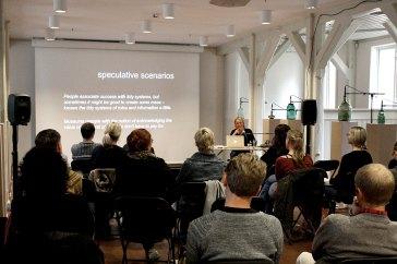 Publikum på ANX 26.september 2013