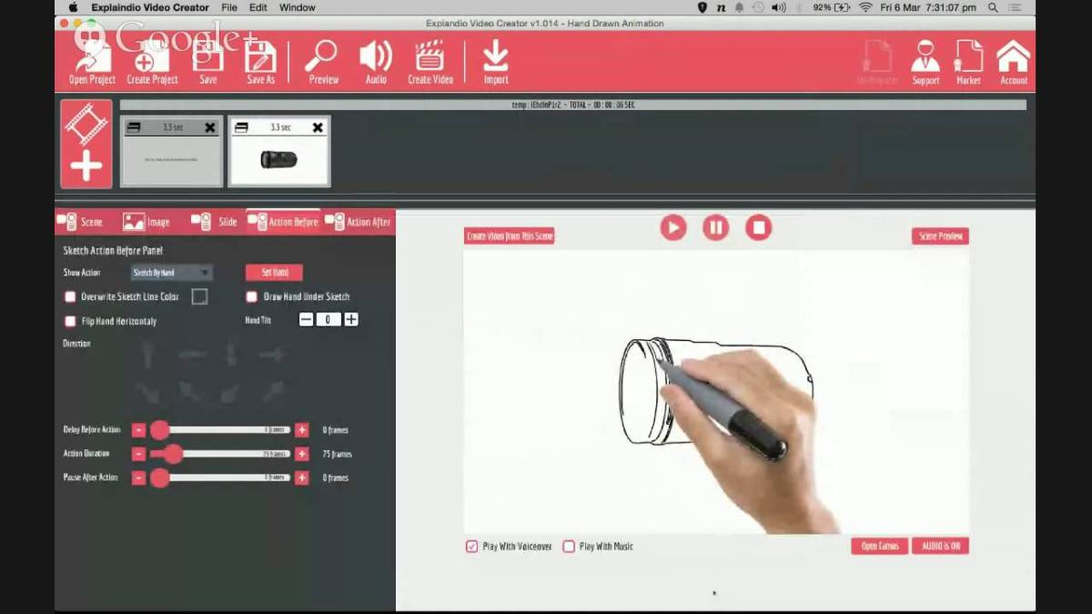 How to Create a Hand-drawn Animation Video