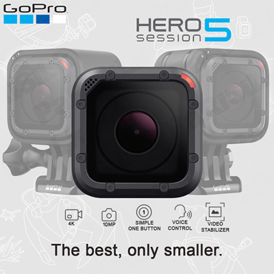 GoPro Hreo5 Session
