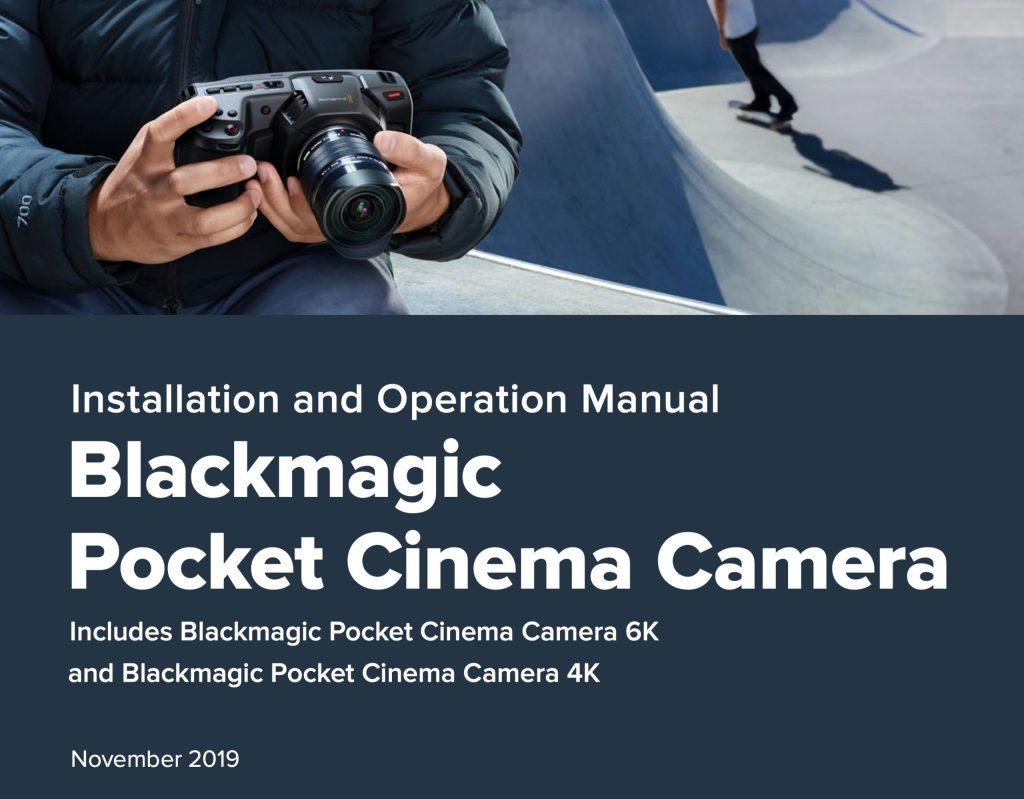 Bmpcc 6k Review Blackmagic Pocket Cinema Camera 6k Videolane Com