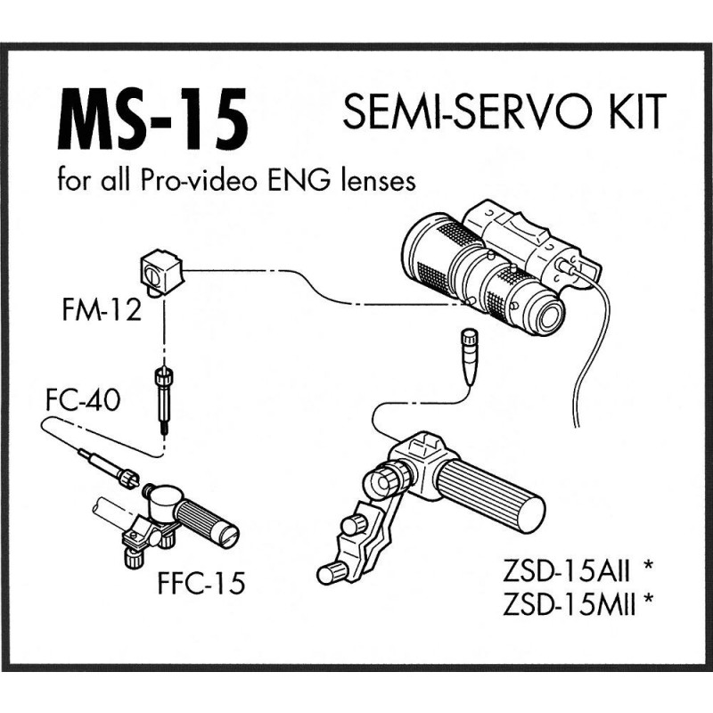 Canon MS-15 Semi servo kit
