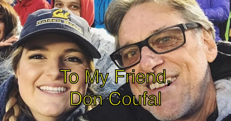 Goodbye Don Coufal