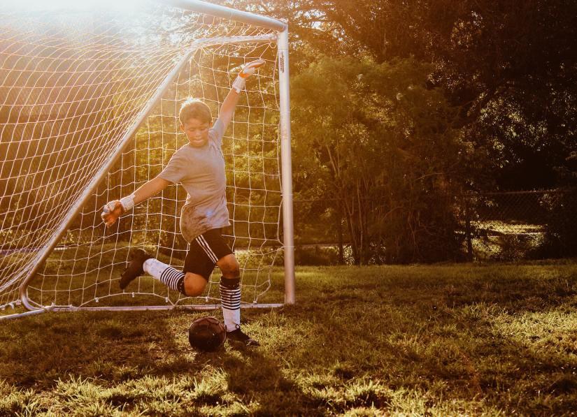Sport video laten maken