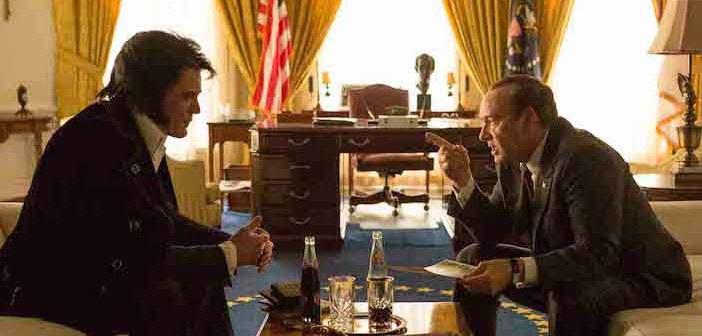 esce il film Elvis e Nixon