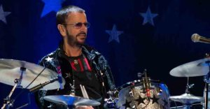 Ringo Starr new song for peace