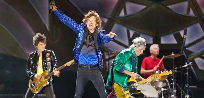 The Rolling Stones 'cutting new stuff' says Keith Richards