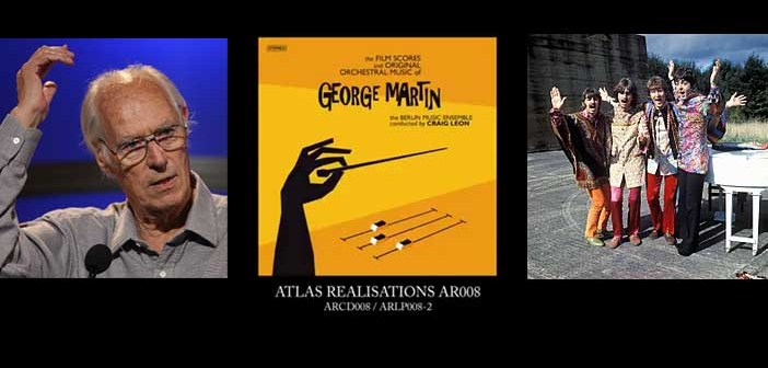 Киноальбом «George Martin: The Film Scores and Original Orchestral Compositions»