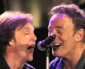 McCartney e Springsteen al Madison Square Garden – video