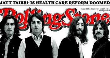 """La rivista Rolling Stone in vendita """" da soli non ce la facciamo"""""""