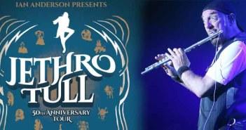 Ian Anderson annuncia tour mondiale dei Jethro Tull nel 2018