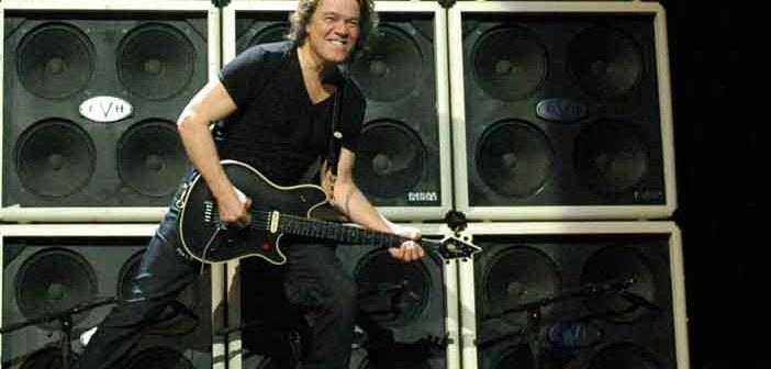 Eddie Van Halen undergoing surgery for throat cancer