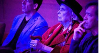 Joni Mitchell makes rare public appearance at Brandi Carlile tribute