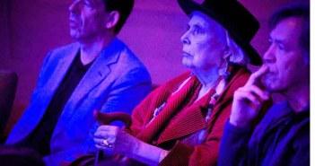 Joni Mitchell makes rare public appearance at Brandi Carlile tribute
